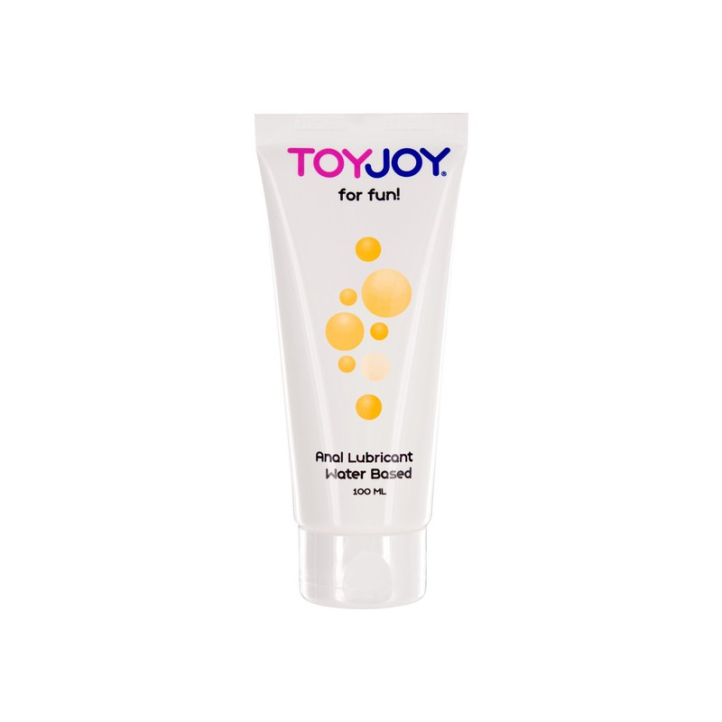 TOY JOY LUBRICANTE ANAL BASE AL AGUA 100 ML