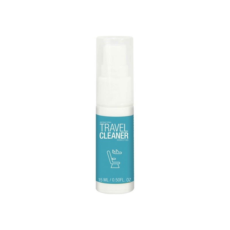 TRAVEL CLEANER -15 ML de la marca PHARMQUESTS
