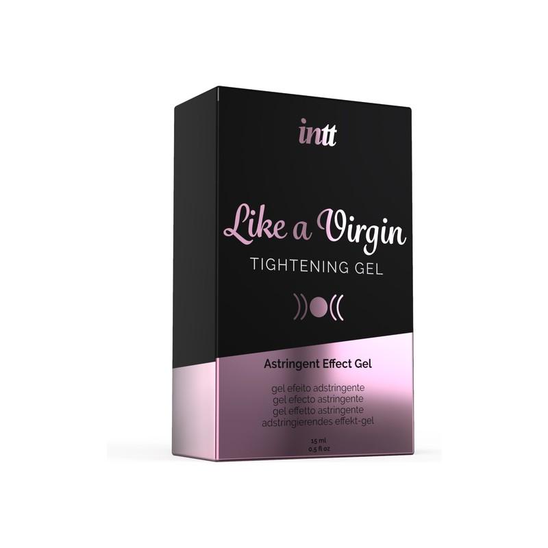 INTT LIKE A VIRGIN GEL ASTRINGENT - 15ML de la marca INTT