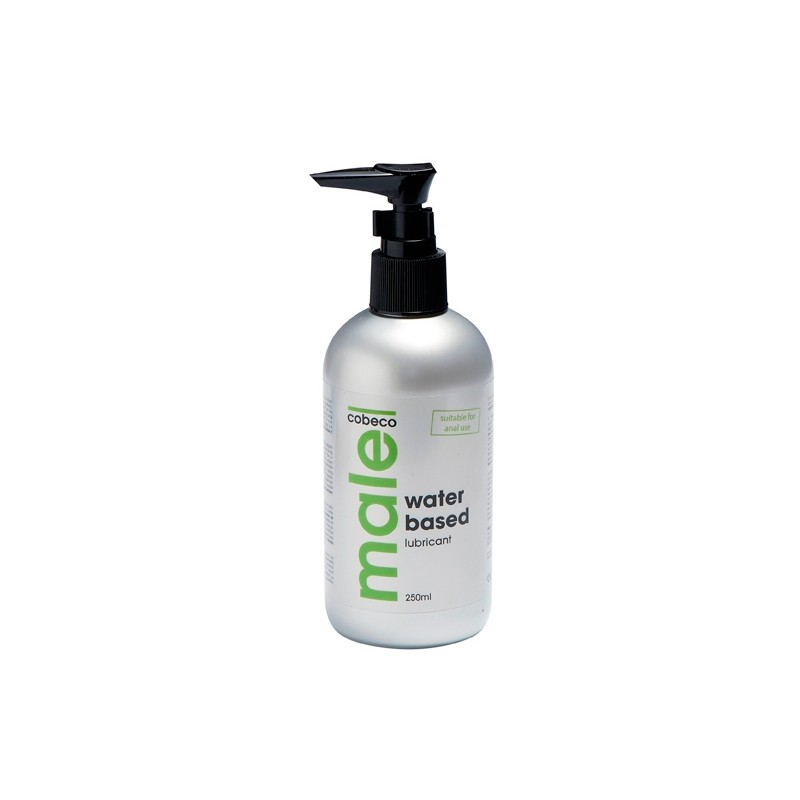 MALE LUBRICANTE BASE DE AGUA 250 ML