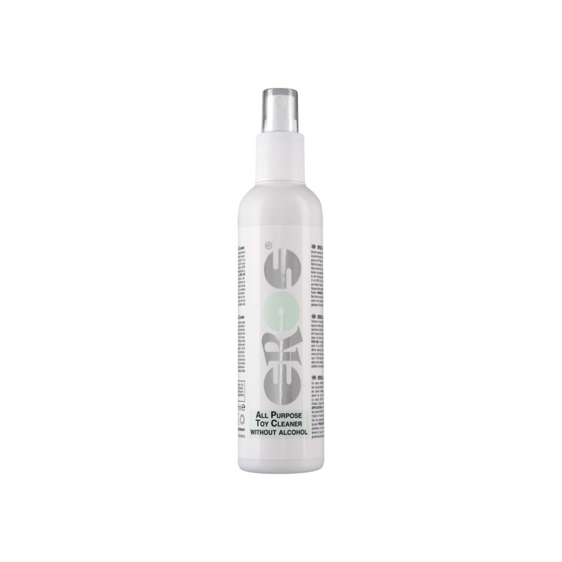 EROS ALL PURPOSE LIMPIADOR DE JUGUETES SIN ALCOHOL 200 ML