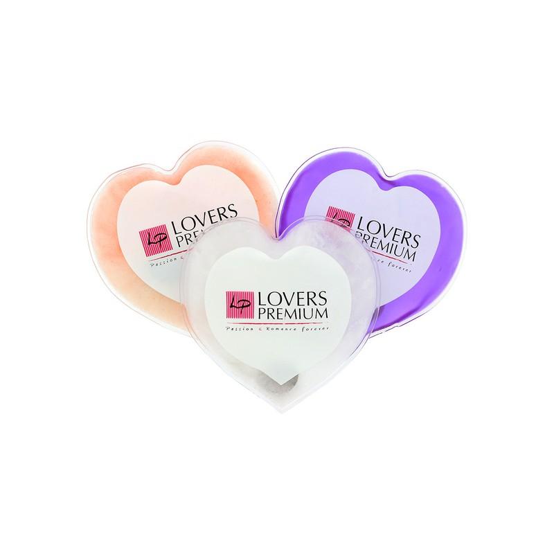 LOVERSPREMIUM CORAZONES DE MASAJE CALIENTES de la marca LOVERSPREMIUM