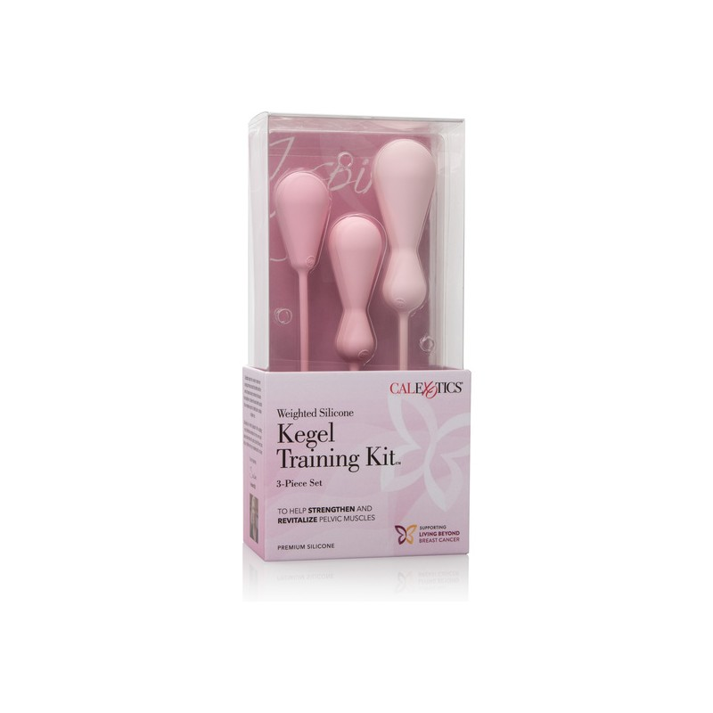 INSPIRE WEIGHTED KEGEL TRAINING KIT