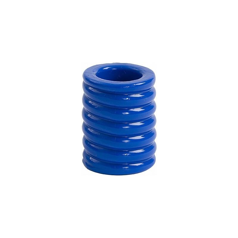TITANMEN COCK CAGE BLUE de la marca DOC JOHNSON