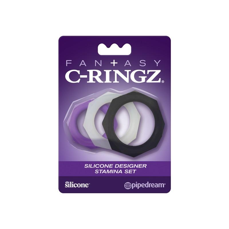 FANTASY C RING DESIGNER STAMINA SET