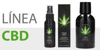 Línea CBD | Productos de Cannabis - Aceites y Lubricantes